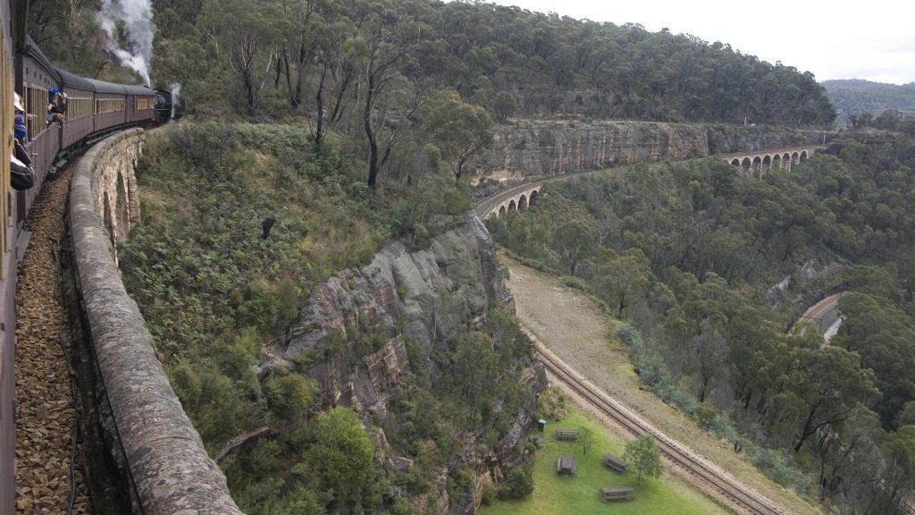 Blue Mountains Zig Zag Railway