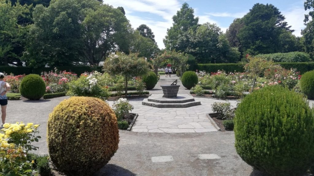 Christchurch Botanische Tuinen