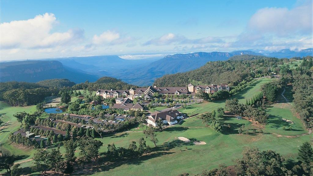 Fairmont Resort Spa Blue Mountains