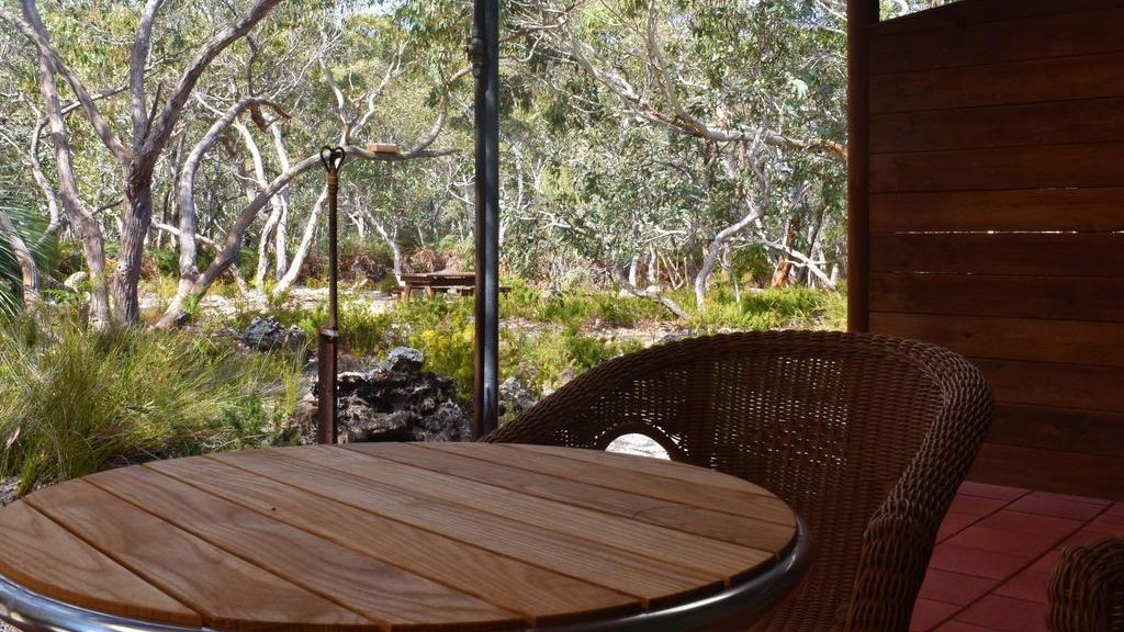 Kangaroo Island Wilderness Retreat Terras