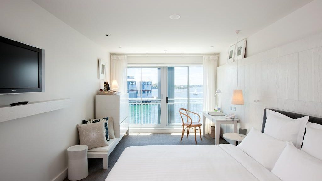 Pier One Sydney Harbour Kamer